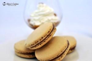 Din nou French Macarons – de data aceasta cu caramel