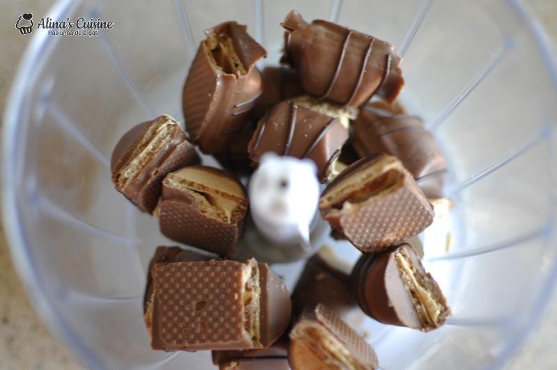 Connu Macarons cu crema Kinder Bueno — Alina's Cuisine IN98