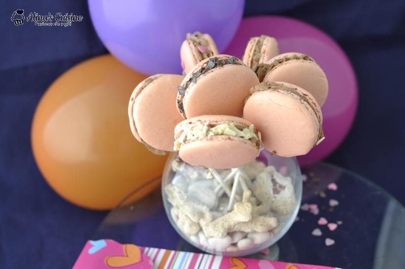 macarons cu crema kinder bueno 071