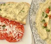 Salata de vinete cu maioneza, ceapa si usturoi