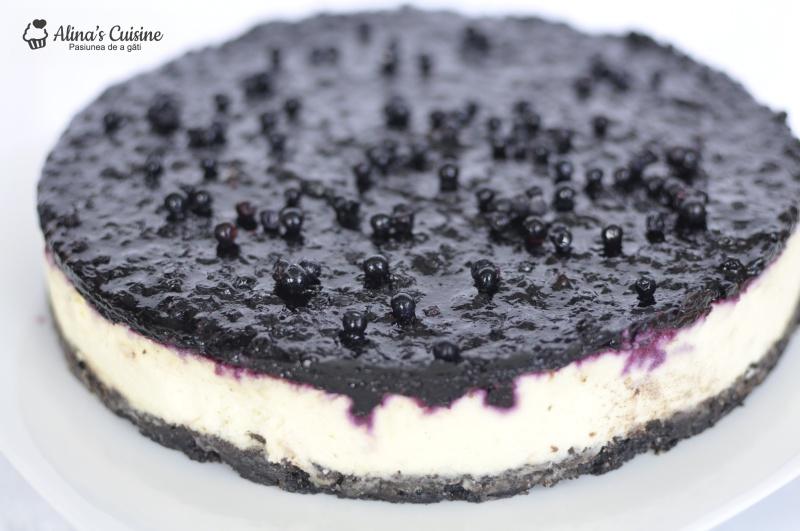 cheesecake cu afine 041
