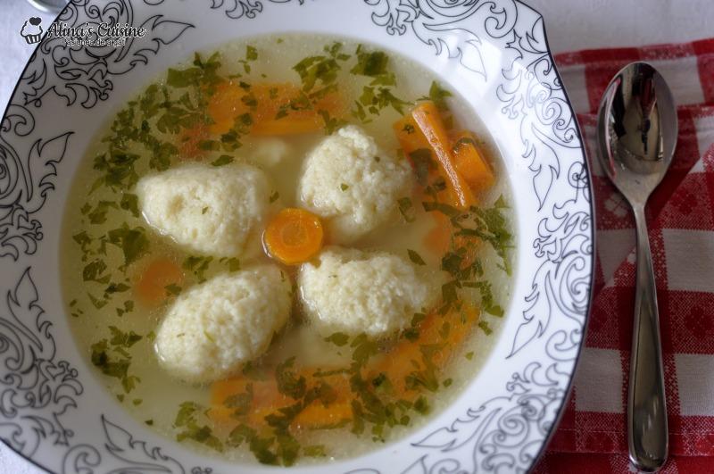 supa de rata cu galuste 012
