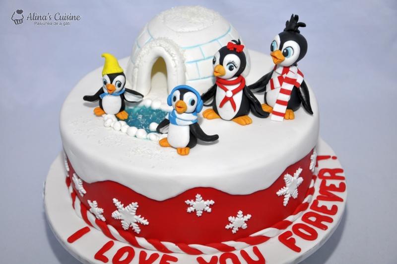 tort pinguini 009