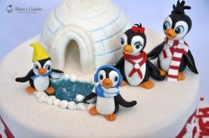 Tort Pingu Family