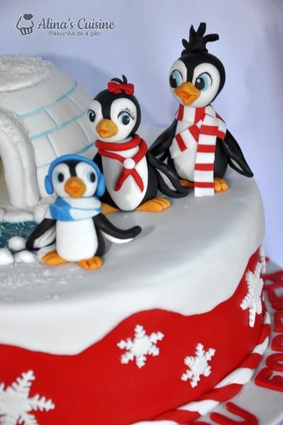 tort pinguini 032