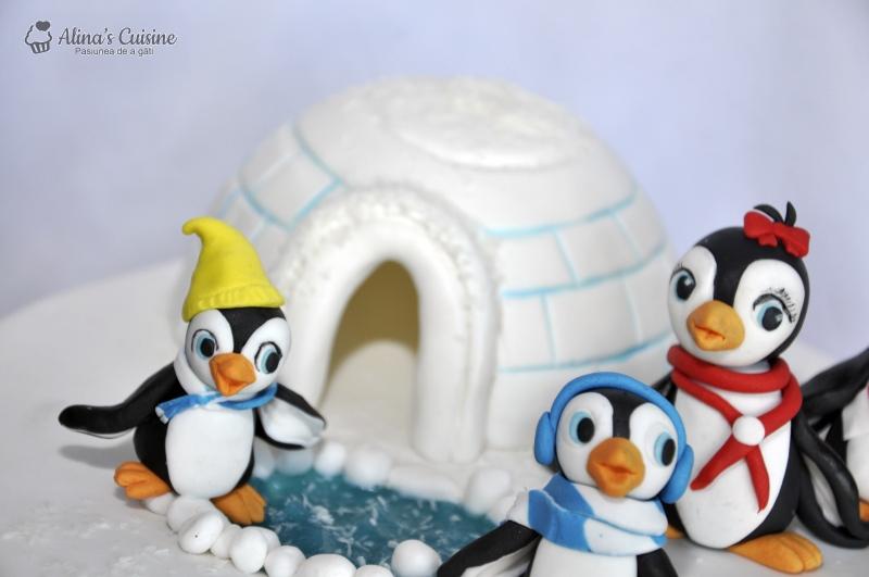 tort pinguini 033