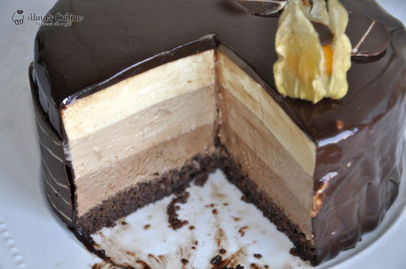 tort mousse au chocolat alinacuisine 210