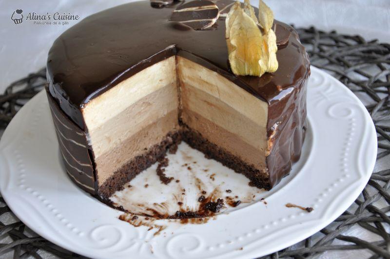 tort mousse au chocolat alinacuisine 217